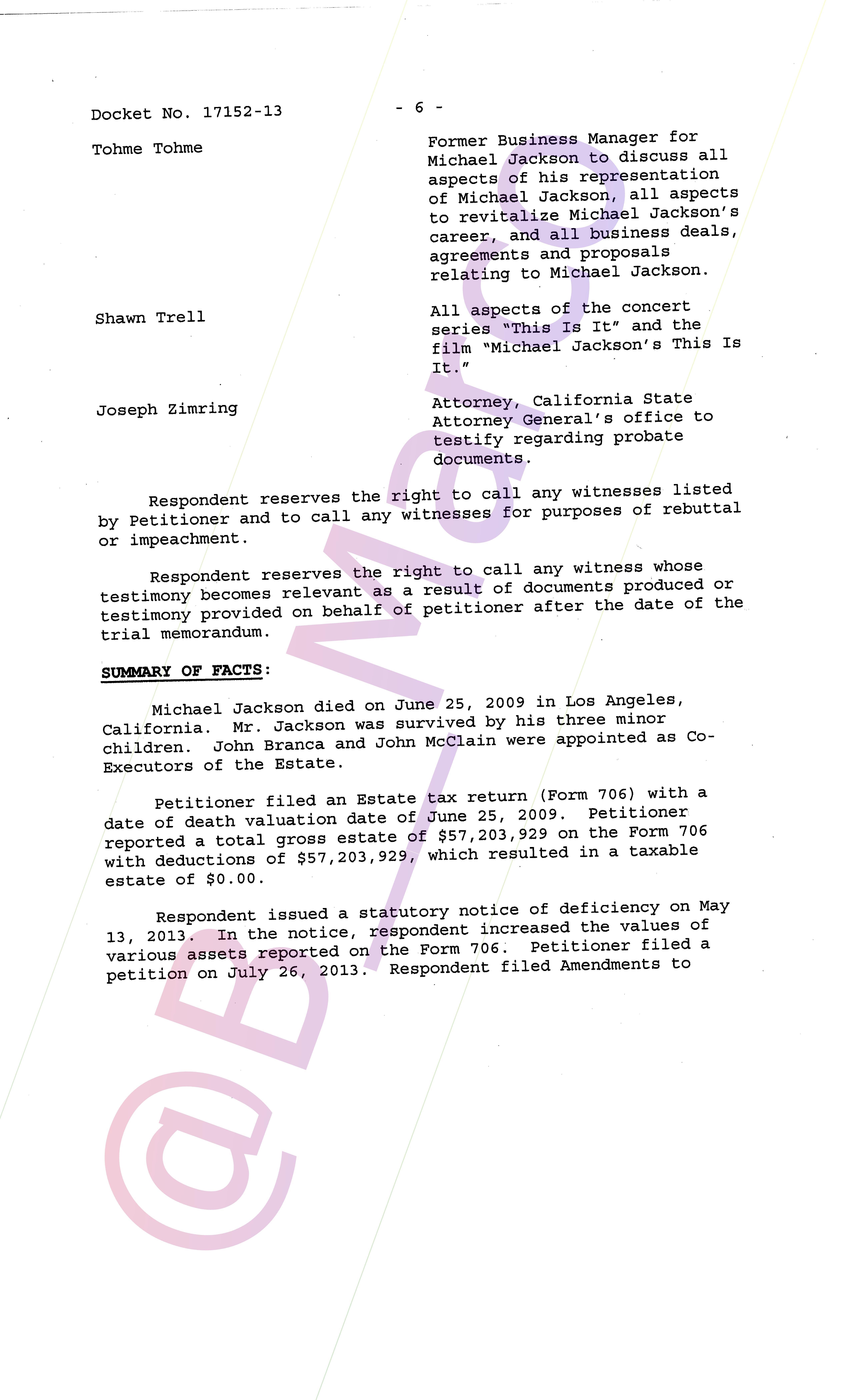 Respondents irs pretrial memorandum bmarco category uncategorized falaconquin